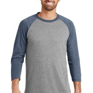 Mens Perfect Tri ® 3/4 Sleeve Raglan Thumbnail