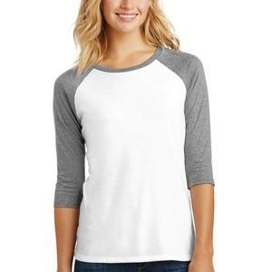 Ladies Perfect Tri ® 3/4 Sleeve Raglan Thumbnail