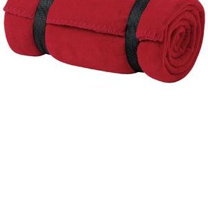 Fleece Blanket w/ Strap Thumbnail
