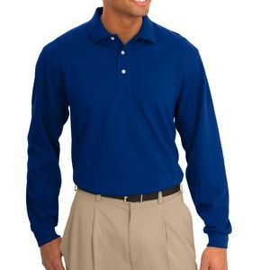 Adult Long Sleeve Polo Thumbnail